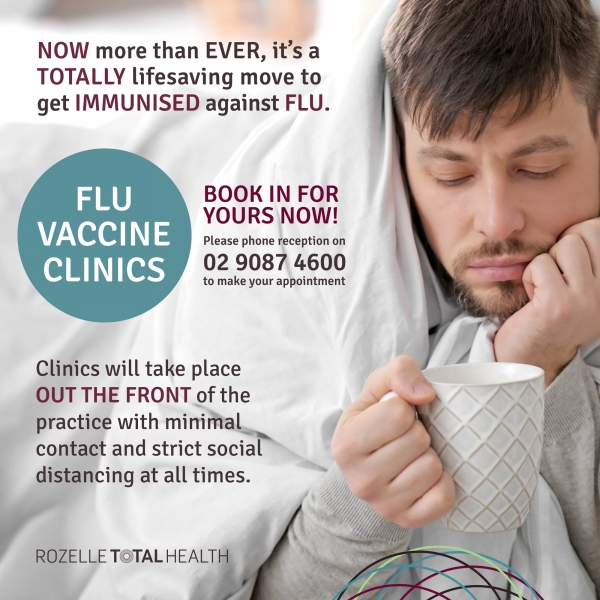 2020 Influenza Vaccines Available!